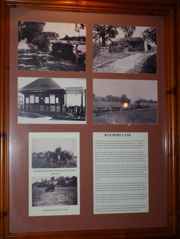 The Village Inn Rayners Lane J D Wetherspoon