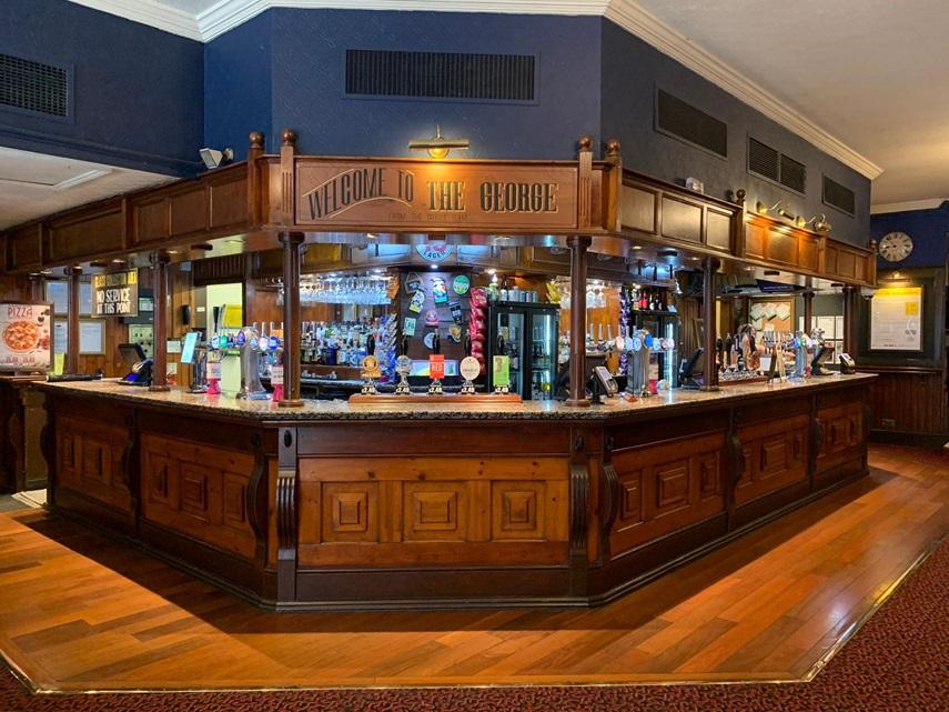 The George Pubs In Croydon J D Wetherspoon