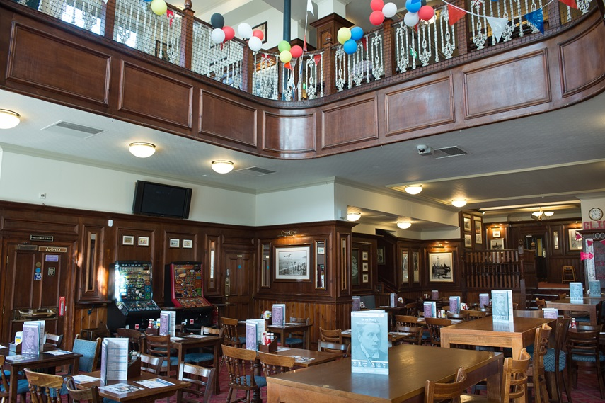 The Lord Rosebery Pubs In Scarborough J D Wetherspoon