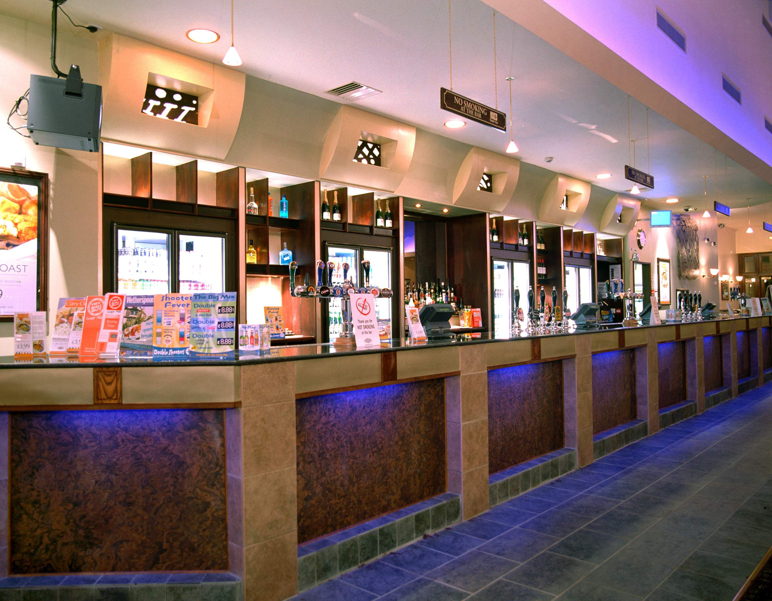 The Company Row Pubs In Consett J D Wetherspoon