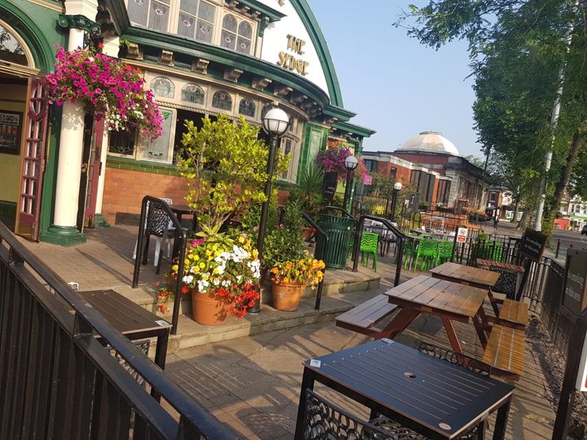 The Sedge Lynn Pubs In Chorlton Cum Hardy J D Wetherspoon