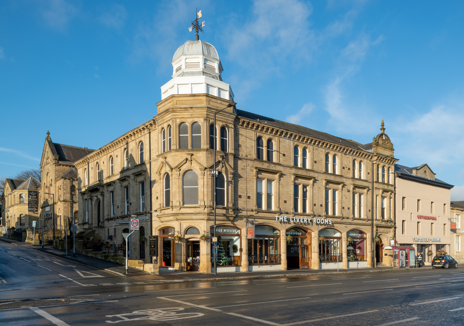 The Livery Rooms Pub In Keighley J D Wetherspoon