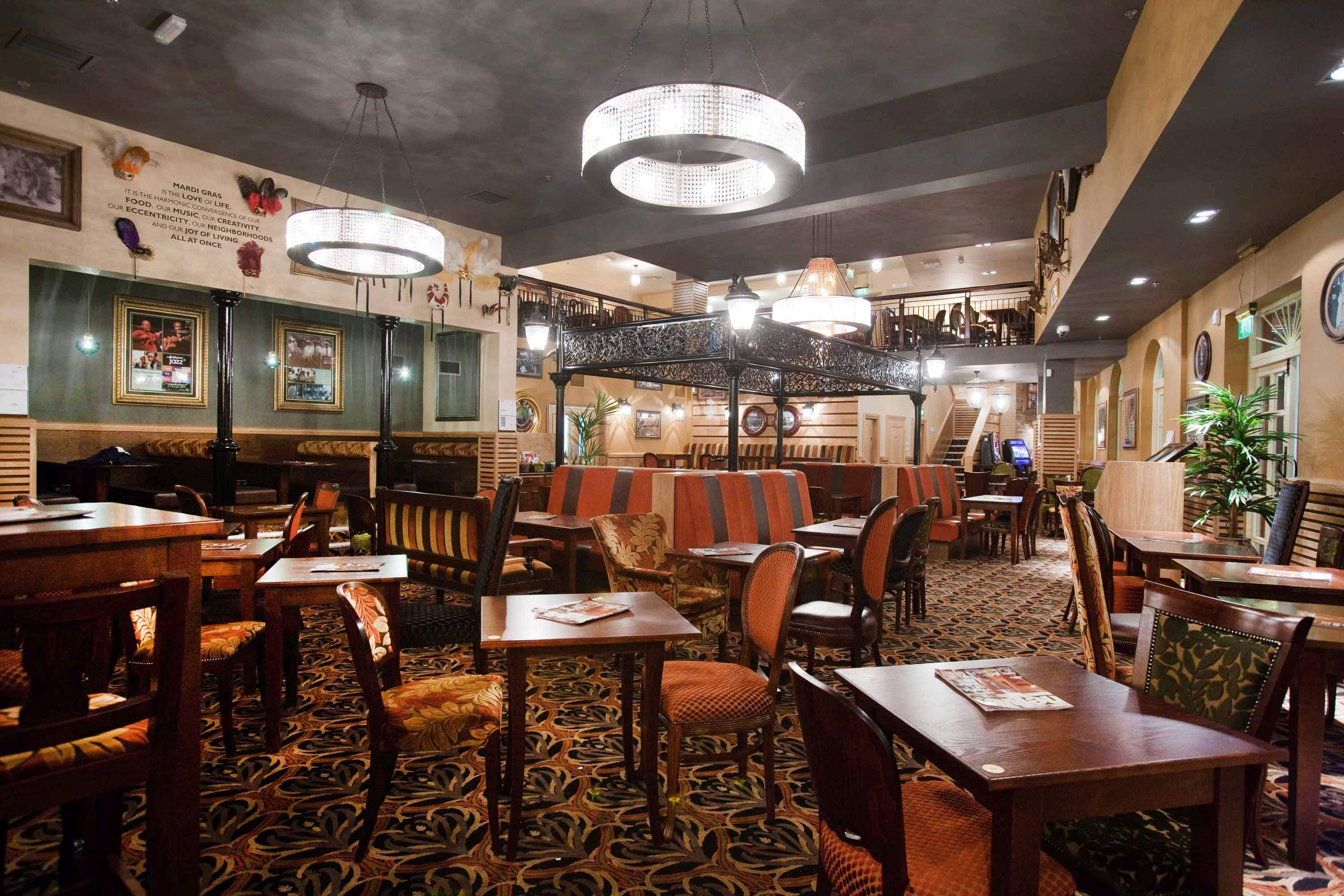 Mardi Gras Pubs In Manchester J D Wetherspoon