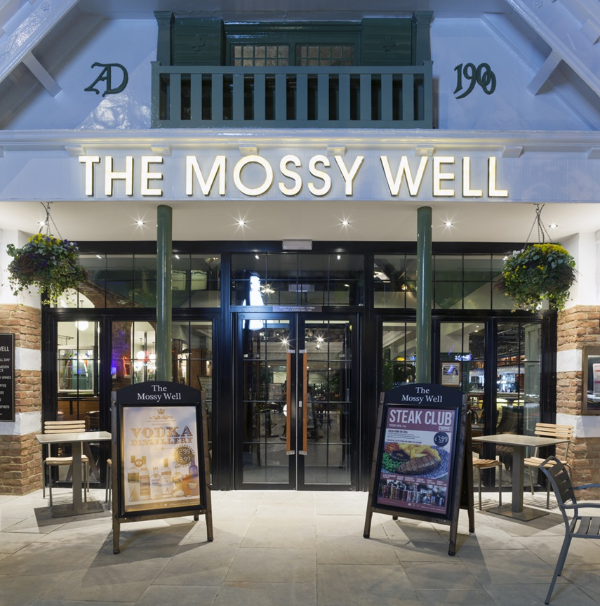 The Mossy Well Pubs In Muswell Hill J D Wetherspoon